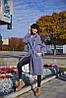 Модная женская шуба из экомеха oversize, фото 5