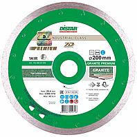 Алмазный отрезной диск Distar Granite Premium 7D 250x25.4 (11320061019)