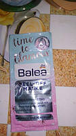 Balea глубокоочищающая маска-пленка для лица с экстрактом гемамелиса, фото 1