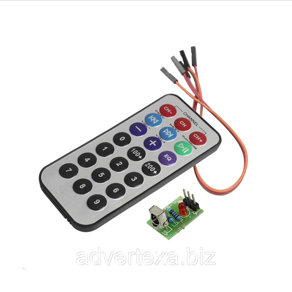 ИК пульт с приемником для Arduino AVR STM32