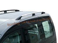 Рейлинги на крышу на Volkswagen Caddy 2004-2010 длинная база