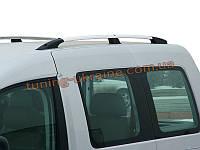 Рейлинги на крышу на Volkswagen Caddy 2004-2010 короткая база