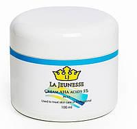 Крем с АНА кислотами 5% - Cream with AHA acids, 100 мл