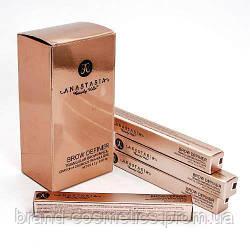 Карандаш для бровей Аnastasia Beverly Hills Brow Definer Triangular (Палитра А)