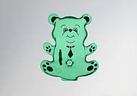 Солевая грелка «Мишка», солевой аппликатор Медвежонок, фото 1