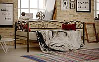 Металлическая кровать Verona Люкс (Верона Люкс) 80х190 см. Метакам