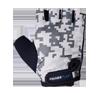 Велорукавички PowerPlay 5454 Камуфляж Сірі 2XS