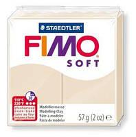 Пластика Soft, Сахара, 57г, Fimo