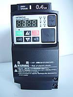 WL200-004SFE; 0,4кВт/220В. Частотник Hitachi, фото 1