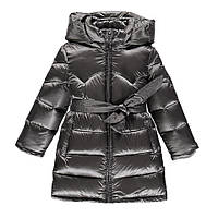 6bd19d36d8d Элегантное Зимнее Пальто Пуховик Для Девочек Подростков Расклешенное К Низу  BRUMS