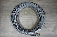 Трос стальной для лебедок (25 м, 5,5 мм)