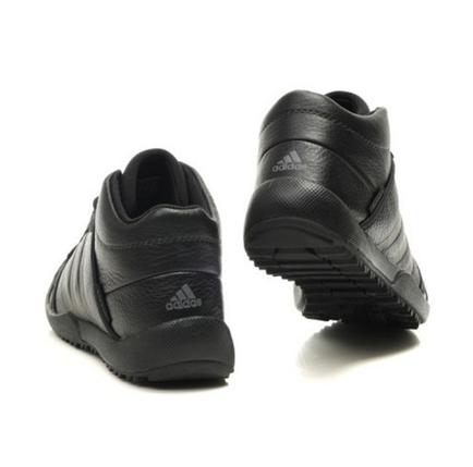 Кроссовки мужские Adidas DAROGA U41189 Black черные с мехом, фото 2