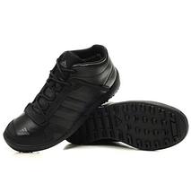 Кроссовки мужские Adidas DAROGA U41189 Black черные с мехом, фото 3