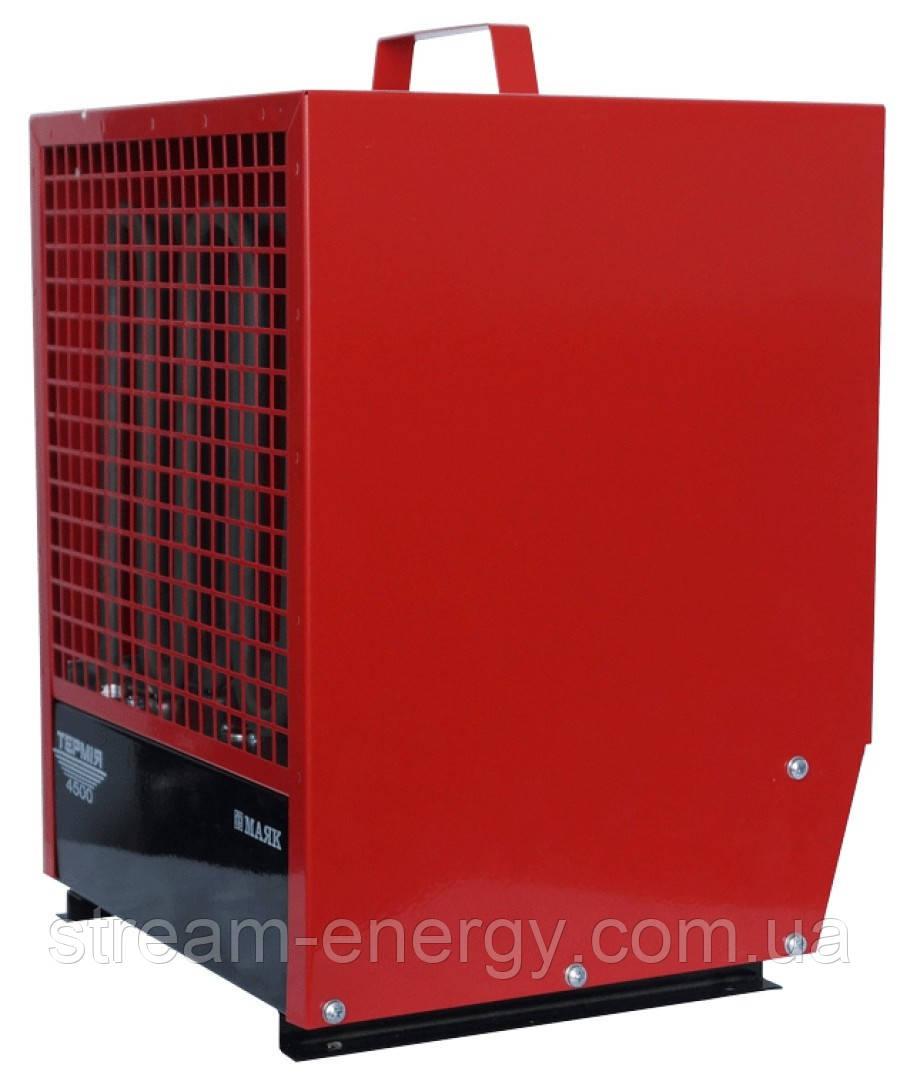 Тепловентилятор Термия 4500, 380В