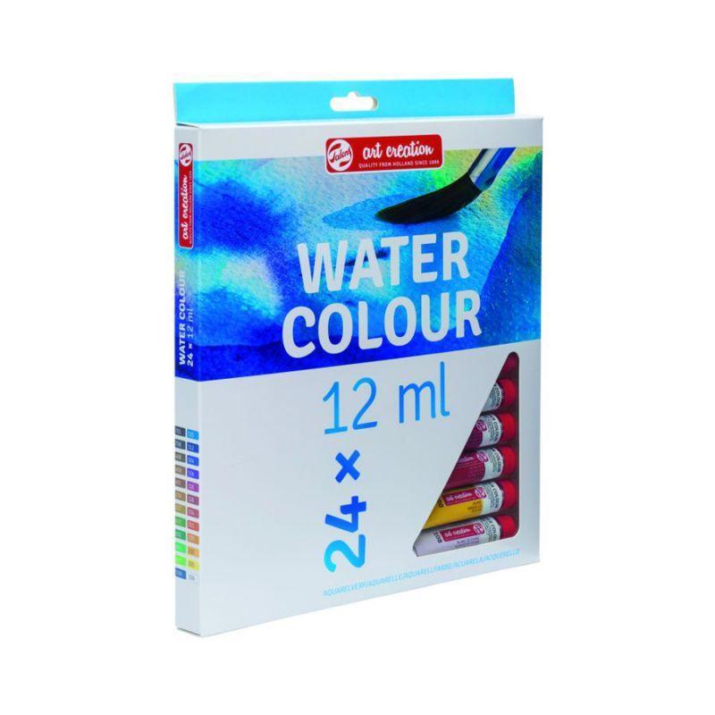 Набор акварельных красок, ArtCreation 24*12 мл, Royal Talens
