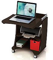 "Стол компьютерный 65х45х76 см. ""Kombi"" Венге, фото 1"