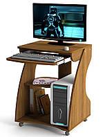"""Стол компьютерный 60х53х80 см. """"Davos"""" Орех, фото 1"""