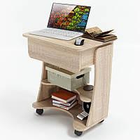 """Стол для ноутбука 65х45х76 см. """"Kombi A2"""" Цвет на выбор, фото 1"""