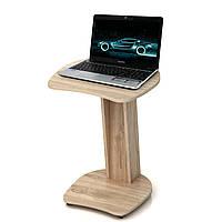 """Стол для ноутбука 50х50х68 см. """"Sim"""" Цвет на выбор, фото 1"""