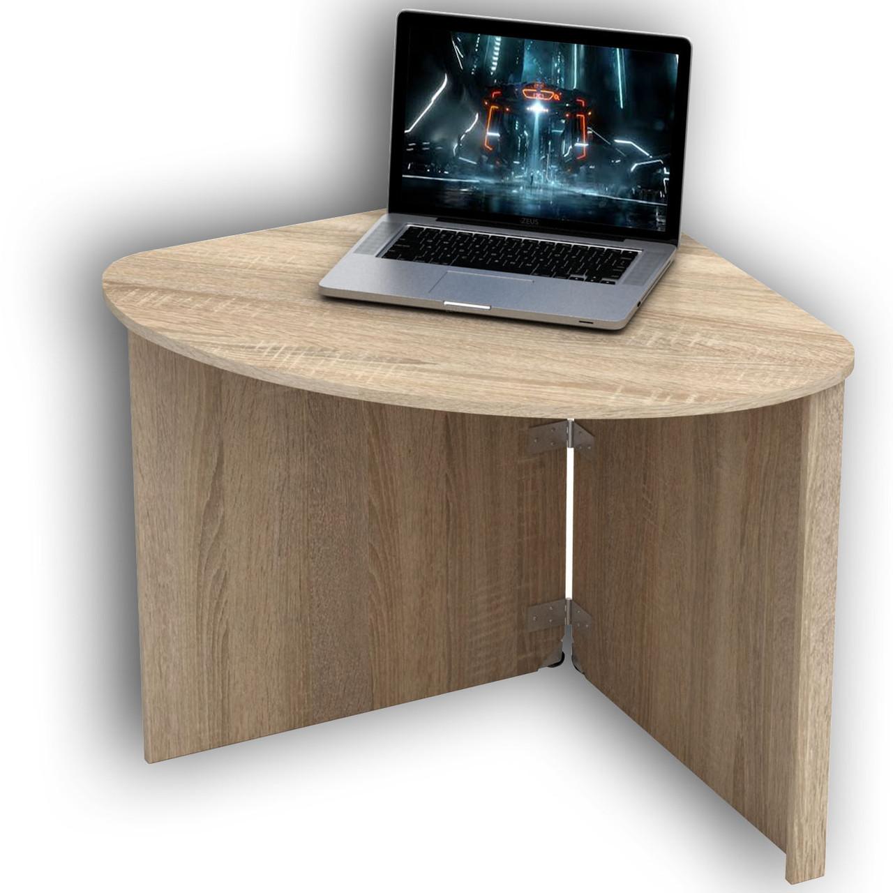 """Стол-трансформердля ноутбука 77х77х76 см. """"Skat"""" Цвет на выбор"""