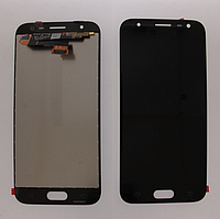 Дисплей (модуль) + тачскрин (сенсор) для Samsung Galaxy J3 2017 J330 | J330F | J330G (черный)