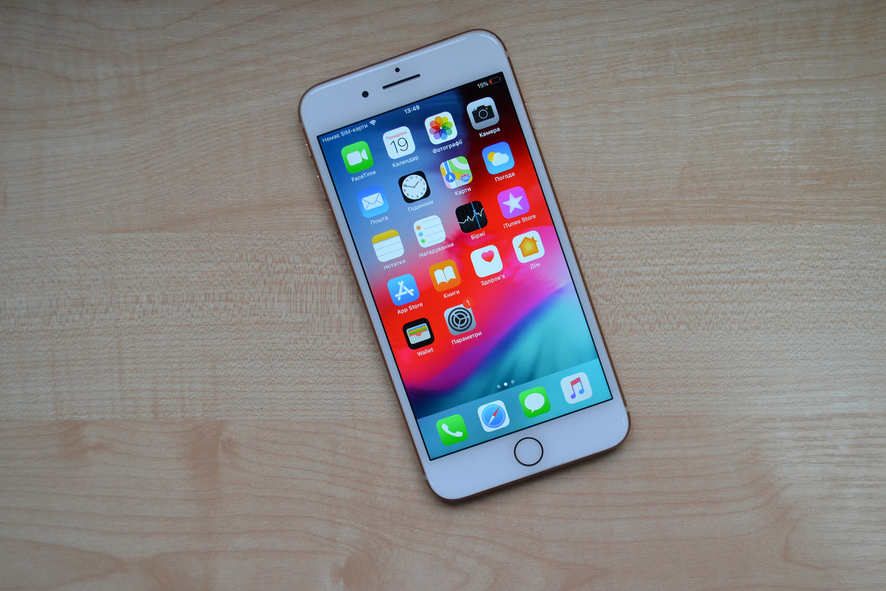 Apple Iphone 8 Plus 64Gb Gold Оригинал!