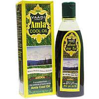 Охлаждающее масло для массажа тела и головы c экстрактами Брами и Амлы, 100 мл