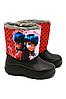 Резиновые сапоги для девочек оптом, Disney, 24-31 рр.,  № 860-749