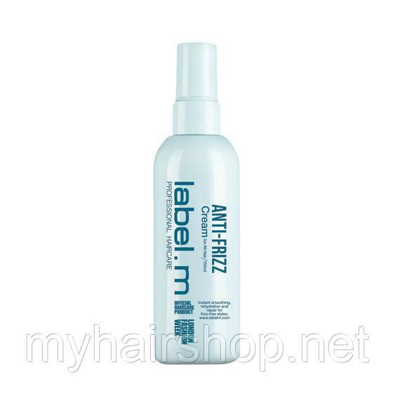 Разглаживающий крем Label.M Anti-Frizz Cream 150 мл