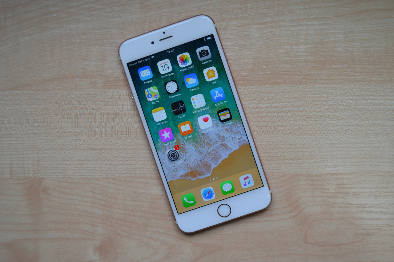 Apple Iphone 6s Plus 16Gb Rose Gold Оригинал!