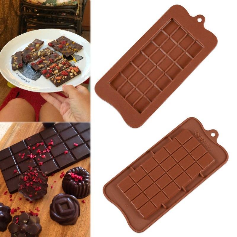 Форма для шоколада Плитка Шоколада