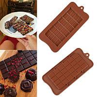 Форма для шоколада Плитка Шоколада, фото 1