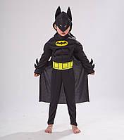 Костюм Бэтмена детский 120-130