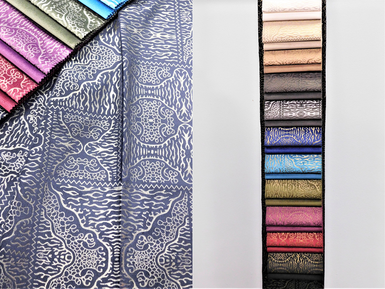 Fasil/Ottoman портьерная ткань с рисунком (ширина 140 см)