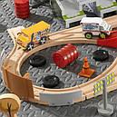 Игрушечная железная дорога Кидкрафт «Disney Pixar Cars 3 Kidkraft» 50 предметов, фото 3