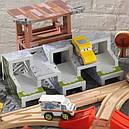 Игрушечная железная дорога Кидкрафт «Disney Pixar Cars 3 Kidkraft» 50 предметов, фото 5