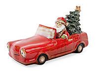 Bona Di Сувенир Санта в машине 35*15*18,5 см (197-702)