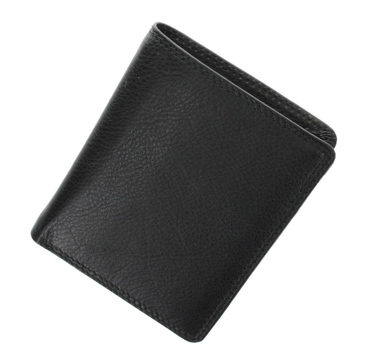 Небольшой кошелек Visconti HT6 black (Великобритания)