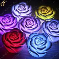 "Светодиодная свечка-ночник Роза - ""Lamp ""Rose"", фото 1"