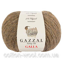 Galla (48 % - Мериносовая шерсть, 25 % - Полиамид, 27 % - Акрил) 48