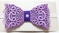 Галстук бабочка для детского костюма