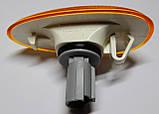 Повторитель поворота боковой Daewoo Lanos (Желтый), фото 3
