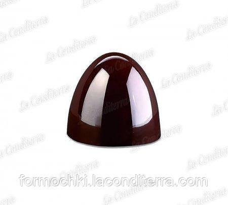 Поликарбонатная форма для конфет PAVONI PC37