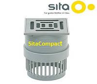 Трап с дренажной решеткой для воронкок Sita Compact