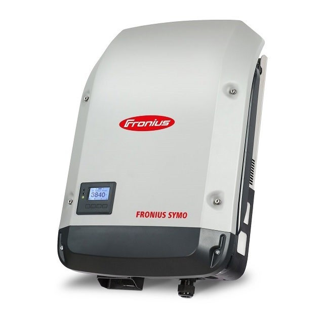 Fronius 3,7 кВт, сетевой солнечный инвертор, Symo M Light - Inverter Trifase 3700Wac 2MPPT+ComCard