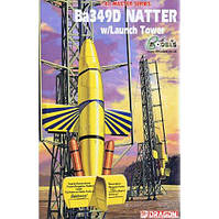 Ba349D Natter with Launch Tower 1/48 Dragon 5547, фото 1