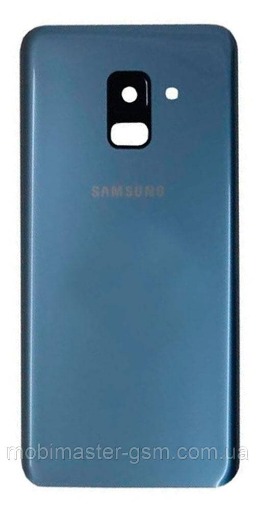 Задняя крышка Samsung A730 Galaxy A8 Plus (2018) orchid grey