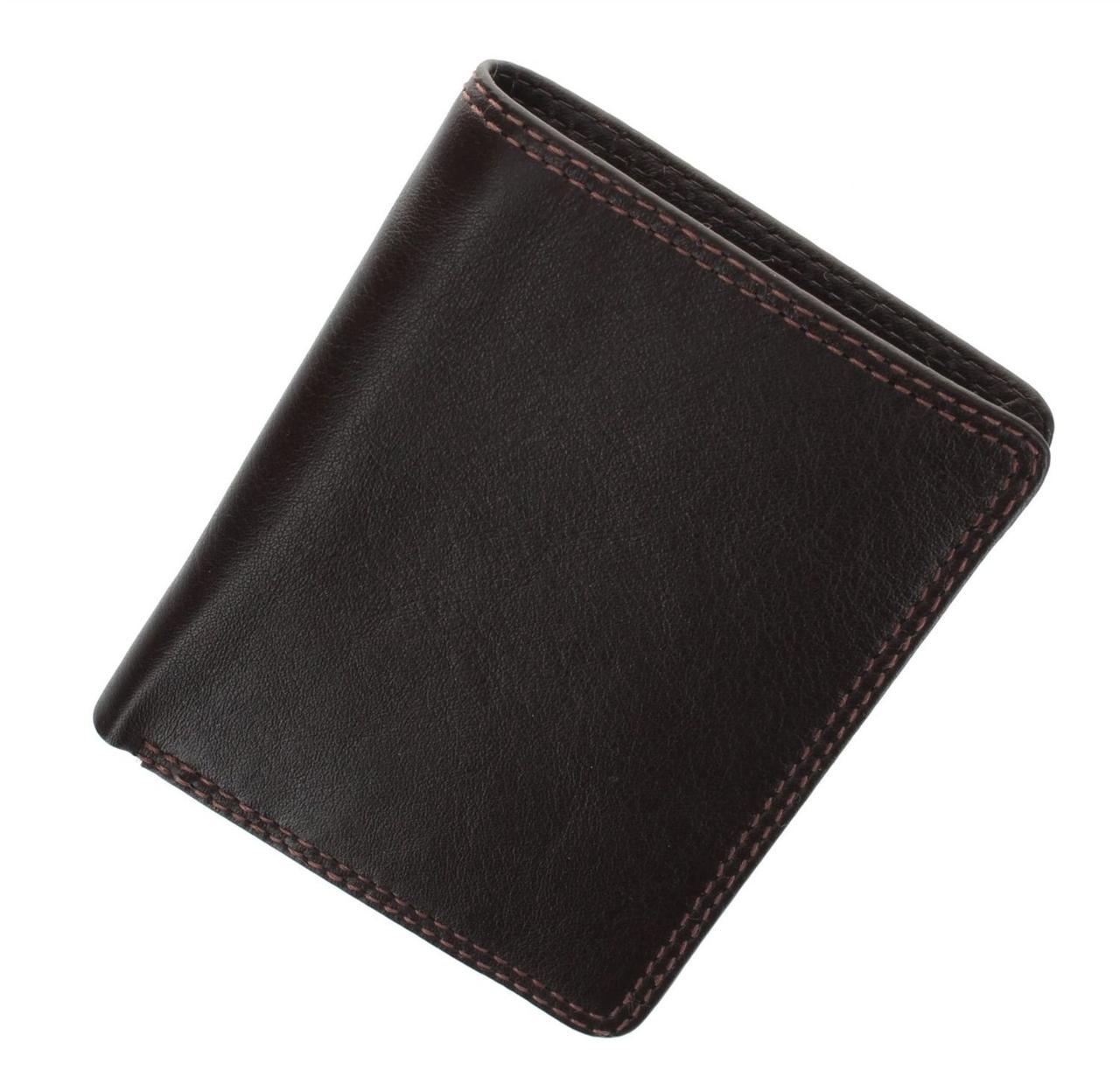 Маленький кошелек Visconti HT6 brown (Великобритания)