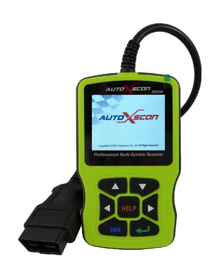Диагностический сканер AUTOXSCAN RS700