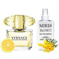 Духи MIRIS №17677 Versace Yellow Diamond Для Женщин 100 ml оптом e8751bc859fbd